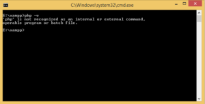 php-is-not-internal-external-command-1