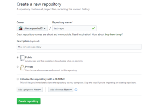 create-test-repository-github