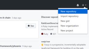 github-add-new-repository