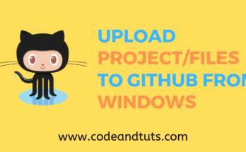 upload-files-in-github