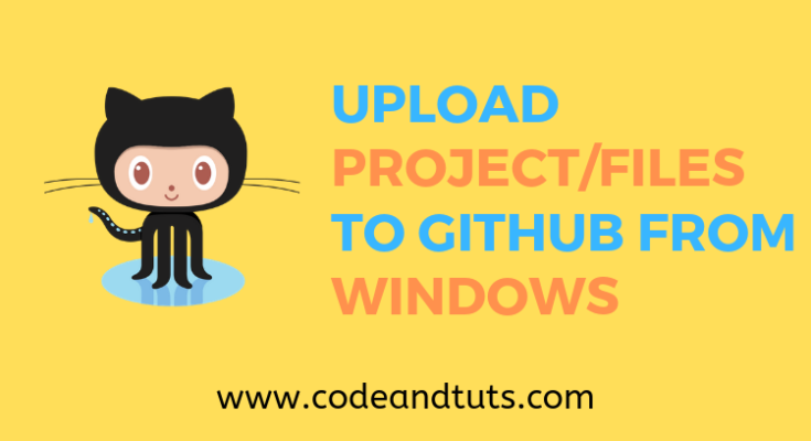 upload-files-in-github