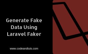ganarete-fake-data-using-laravel-faker