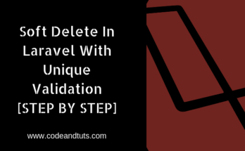 soft-delete-in-laravel